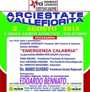 """Torna """"Arciestate Vallefiorita"""", domenica 2 Agosto la nuova edizione"""