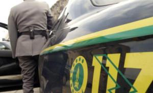 GdF sequestra cinque chilogrammi di hashish, 3 arrestati
