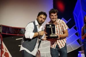Frank Matano travolge il pubblico del Magna Graecia Film Festival