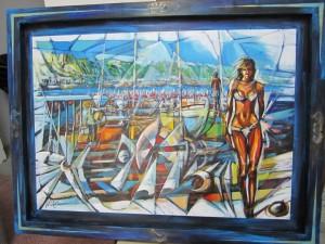 Soverato – Estemporanea di pittura a tema libero