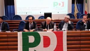 Bruno, Oliverio, Magorno e Gelli