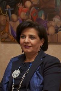 Il dirigente scolastico Graziella Cammalleri