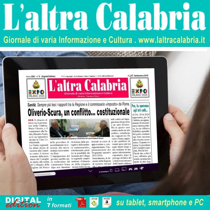 L'altra Calabria - su Tablet, smartphone e PC