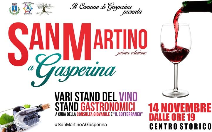 San Martino a Gasperina - prima edizione 2015