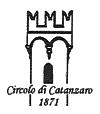 Mercoledì 2 dicembre al Circolo di Catanzaro 1871 incontro con lo scrittore Luca Bianchini