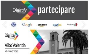 La CNA porta DigItaly a Vibo Valentia con Amazon e Google