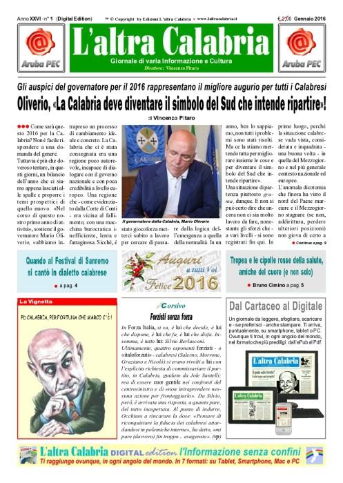 giornale di calabria platinum - photo#20