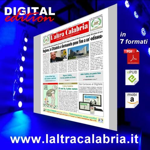 L'altrea Calabria - Digital Edition
