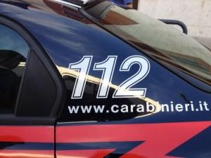 Carabinieri: una pattuglia dell'Arma