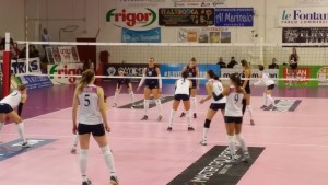 Successo e primo posto in classifica per il Volley Soverato