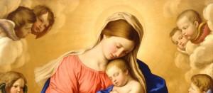 Un pensiero a Maria. Preghiere Mariane di Don Francesco Cristofaro