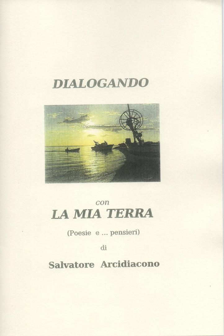 LIBRO ARCIDIACONO PRESENTAZIONE PRO LOCO