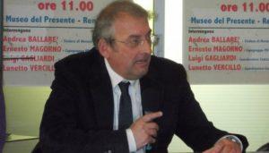 Dichiarazione del segretario regionale Pd, on. Ernesto Magorno