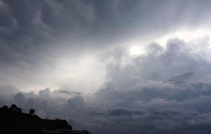 Maltempo – Allerta per piogge e temporali in Calabria