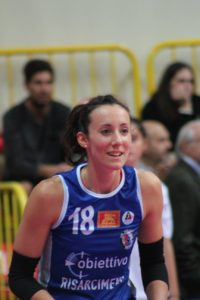 Volley Soverato: Veronica Bisconti è il nuovo libero