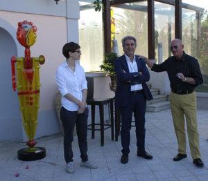 Soverato – Mostra del Maestro Silvio Vigliaturo a Villa Ersilia