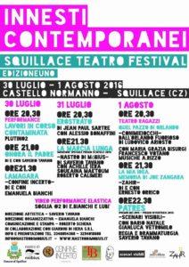 Squillace – Innesti contemporanei, primo festival teatrale