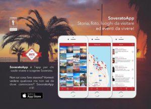 """""""SoveratoApp"""" è la nuova app per chi vuole vivere e scoprire Soverato"""