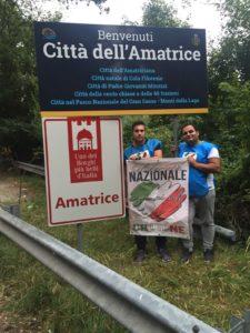 """Terremoto: giunti gli aiuti di """"Solidarietà Nazionale"""" anche dalla Calabria"""