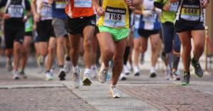 Giuseppe Posca tra i dominatori della maratona di Curinga