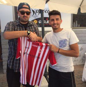 Fabio Mongiardo nuovo acquisto del Club Quadrifoglio Soverato Calcio a 5