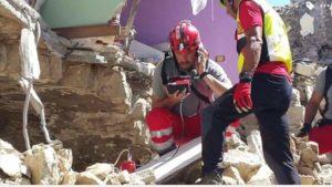 Terremoto nel Centro Italia – Operativa una squadra di Volontari di Soverato