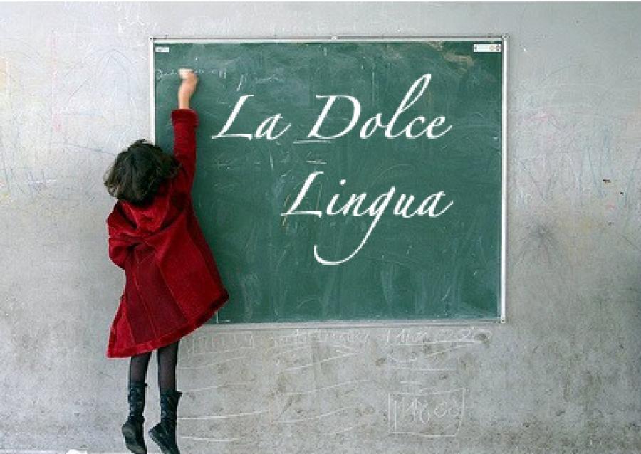 Risultati immagini per lingua italiana musica