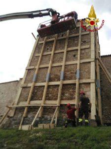 FOTO | Terremoto Centro Italia, continua il lavoro dei Vigili del fuoco calabresi