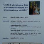"""Satriano – Domani l'incontro """"L'arte di Michelangelo Drosi a 140 anni dalla nascita, tra umanizzazione e plasticità"""""""