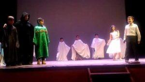 """Soverato – Successo per il musical """"Canto di Natale"""""""