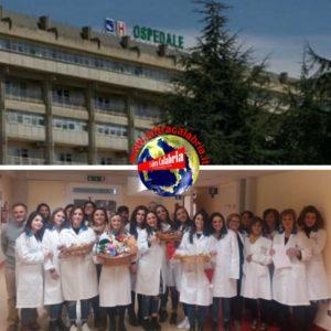 """Lamezia Terme, grande festa dell'Avo all'Ospedale """"Giovanni Paolo II"""""""