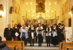 Lamezia Terme – Il Coro polifonico diretto dal maestro don Pino Latelli in concerto