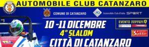Automobilismo – IV slalom città di Catanzaro