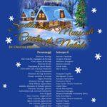 """Soverato – Venerdì 23 Dicembre spettacolo musicale """"Canto di Natale"""""""