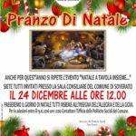 """Soverato – Il 24 Dicembre """"Natale a tavola Insieme…"""""""