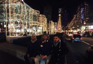 """Attacco a Berlino, tre giovani calabresi scampano alla strage. """"Stiamo bene"""""""