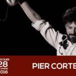 Catanzaro – Domani doppio appuntamento al Nuovo Supercinema con il cantautore Pier Cortese
