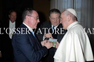 """Pubblicato l'ultimo lavoro di Francesco Garofalo """"Laudato sì l'urlo profetico di Papa Francesco"""""""