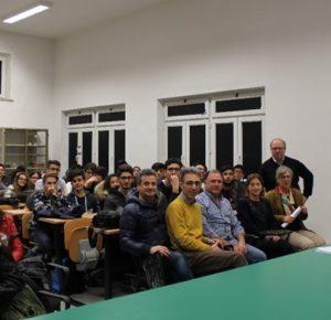 I muoni sotto la lente delle scuole italiane
