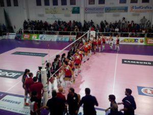 """Volley Soverato pronto per domenica, Manfredini: """"Vogliamo altri tre punti""""."""