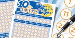 10eLotto – Punta un euro e ne vince 31.000