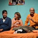 """Lamezia Terme – Successo per la commedia in dialetto napoletano """"Farse in camera da letto"""""""