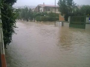 FOTO NEWS | Maltempo – Allagamenti a Montepaone