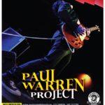 RockOn 2017 – Winter Edition: il blues di Paul Warren a Martirano Lombardo