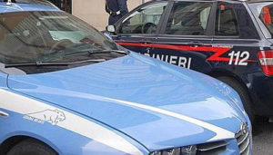 Rapinano banca armati di taglierino, bottino da 90mila euro
