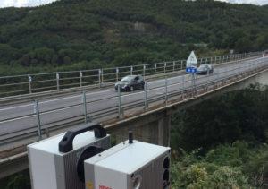 """Proseguono i monitoraggi strumentali sul viadotto """"Cannavino"""", limitazioni al traffico"""