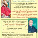 Catanzaro – Venerdì 20 gennaio la giornata regionale dei giornalisti cattolici