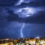 Maltempo – Allerta Protezione Civile per temporali e venti forti sulla Calabria