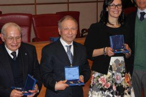 Volley Soverato – Premiato dal Coni il presidente Antonio Matozzo