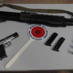 Spara con il fucile dal balcone di casa per festeggiare il Capodanno, denunciato